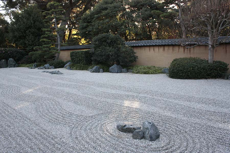The huntington s japanese garden lost in the landscape for Japanese stone garden