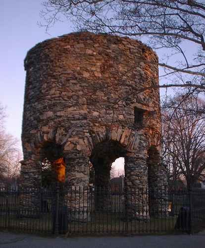 Old Mill Tower