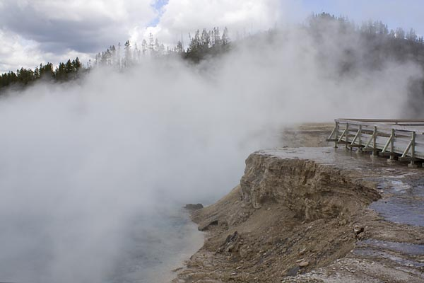 Midway Geyer Basin, Yellowstone
