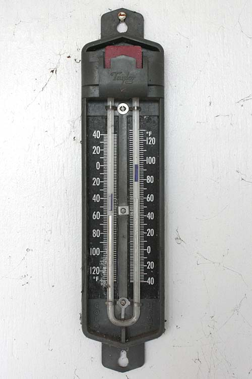 six's thermometer | [ Lost in the Landscape ]